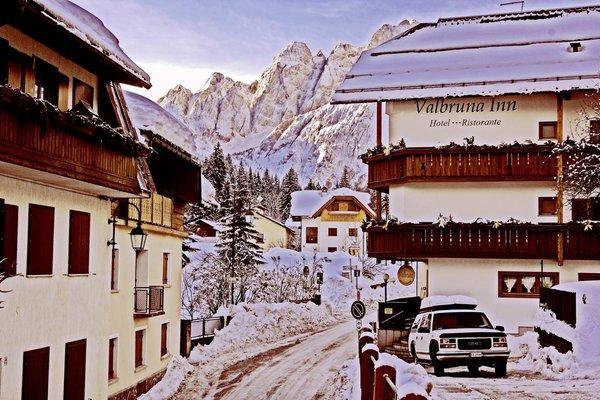 Foto invernale di presentazione Valbruna Inn - Hotel 3 stelle