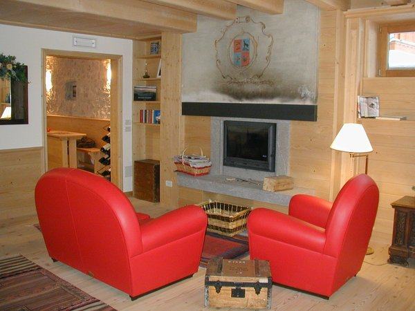 Le parti comuni Hotel Valbruna Inn