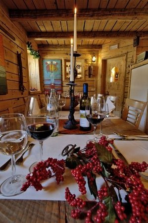 Il ristorante Malborghetto – Valbruna Valbruna Inn