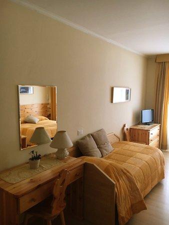 Foto della camera Garni-Hotel Valcanale