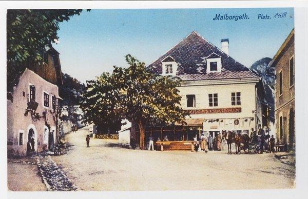 Valcanale - Garni-Hotel 1 stella Malborghetto – Valbruna
