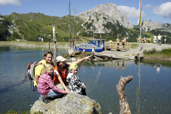 Photo gallery Friulian Alps summer