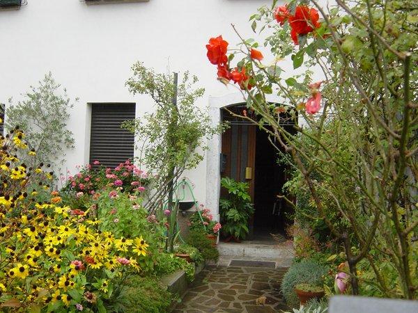Foto esterno in estate Alte Schule