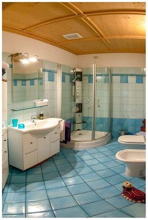 Foto del bagno Bed & Breakfast Alte Schule