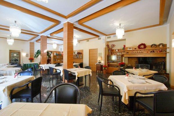 Il ristorante Arta Terme Hotel Centro Benessere Gardel