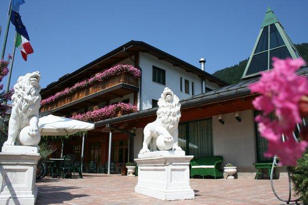 Foto estiva di presentazione Hotel Centro Benessere Gardel - Hotel 3 stelle