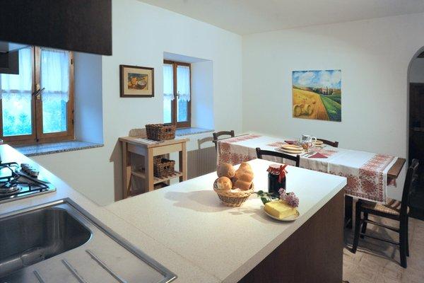 Foto della cucina Comeglians