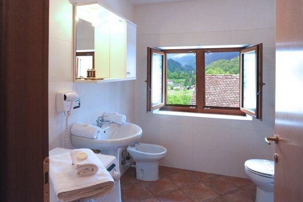 Foto del bagno Albergo diffuso Comeglians