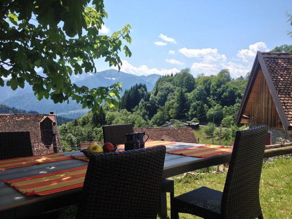 Foto del giardino Comeglians (Carnia)