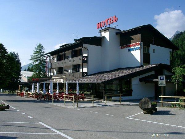 Foto estiva di presentazione Davost - Hotel 3 stelle