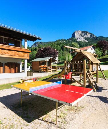 Photo of the garden Forni di Sopra (Friulian Alps)