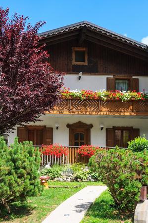Foto esterno in estate Edelweiss