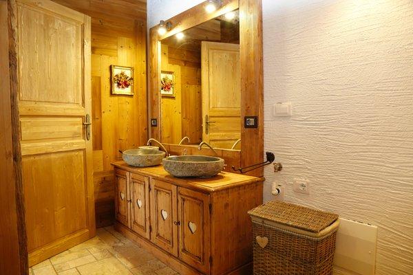 Foto del bagno Albergo diffuso Zoncolan