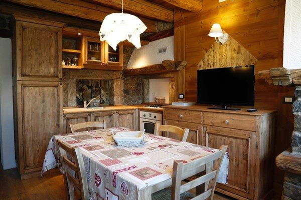 Foto della cucina Zoncolan