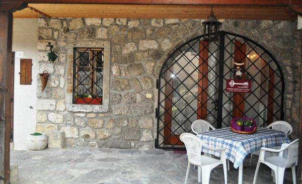 Foto estiva di presentazione Zoncolan - Albergo diffuso