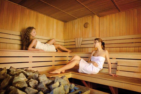 Foto della sauna Ravascletto (Zoncolan)
