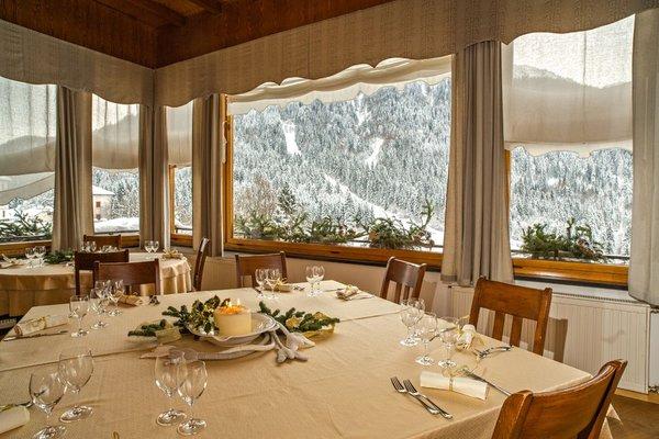 Il ristorante Ravascletto (Zoncolan) Bellavista