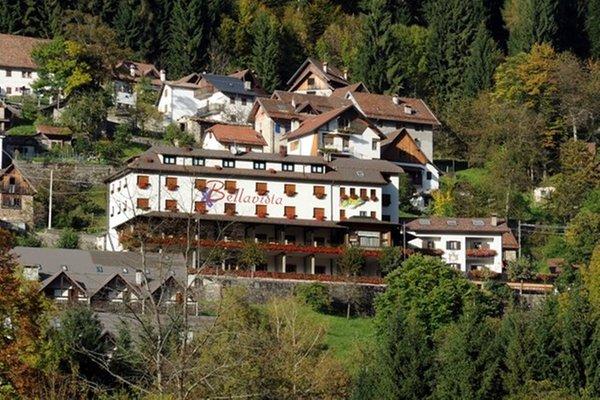 Foto estiva di presentazione Hotel Bellavista