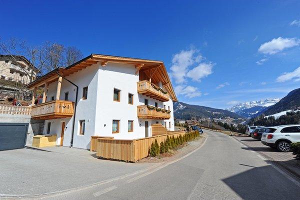 Foto esterno in estate Mountain Apartment Hapeli