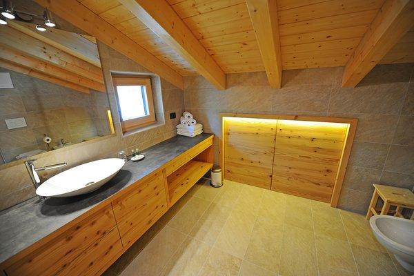 Foto del bagno Mountain Apartment Hapeli