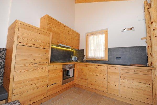 Foto della cucina Mountain Apartment Hapeli