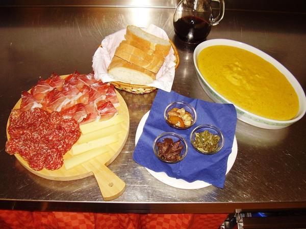 Ricette e proposte gourmet Casa Alpina Julius Kugy