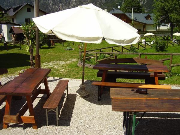 Foto del giardino Malborghetto - Valbruna