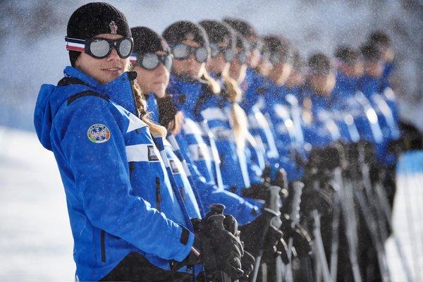 Presentation Photo Ski school Azzurra Cortina