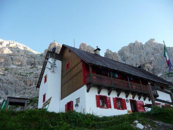 Summer presentation photo Guido Corsi - Mountain lodge