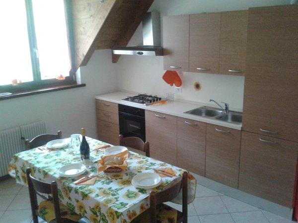 Photo of the kitchen Al Girasole