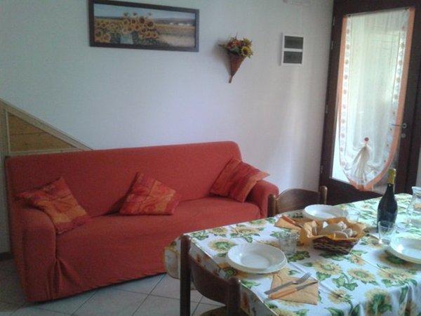 The living area Apartment Al Girasole