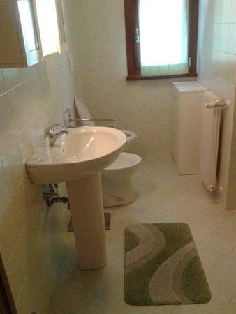 Photo of the bathroom Apartment Al Girasole