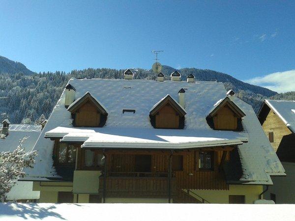 Photo exteriors in winter Al Girasole