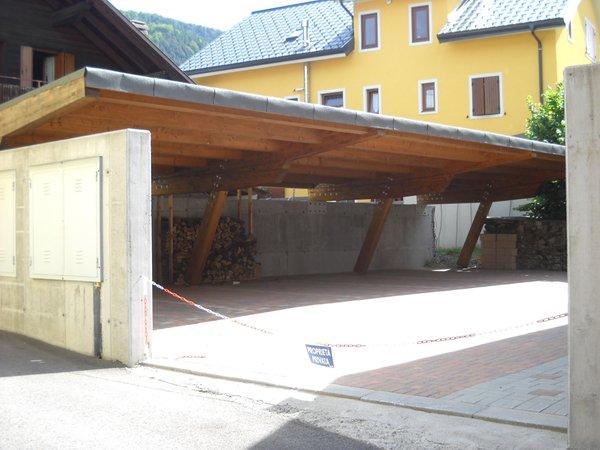 The car park Apartment Al Girasole