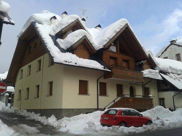 Foto invernale di presentazione Al Girasole - Appartamento