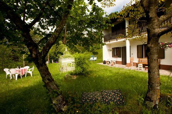 Foto estiva di presentazione Martignilas - Casa vacanze