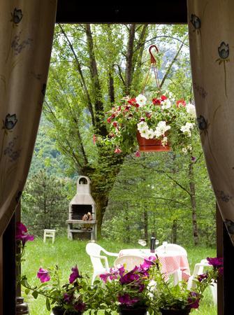 Foto del giardino Resia (Tarvisiano)