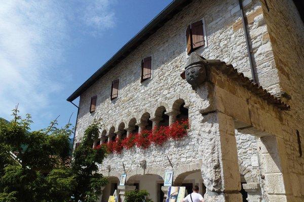 Foto estiva di presentazione Lago di Barcis - Dolomiti Friulane - Albergo diffuso