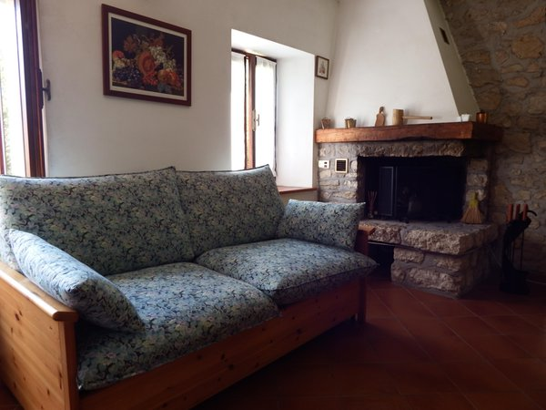 The living area Rooms + Apartments Da Fosa