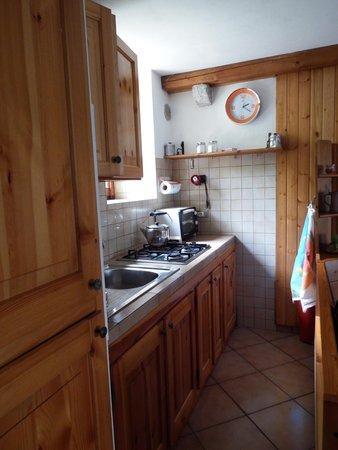 Photo of the kitchen Da Fosa
