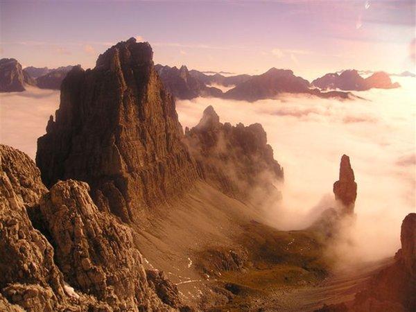 Panorama Cimolais (Piancavallo e Dolomiti Friulane)