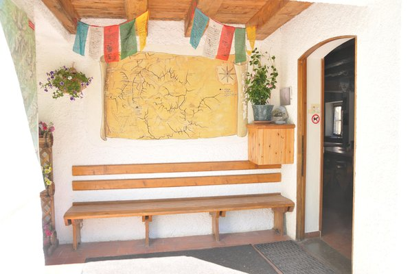 Foto del giardino Cimolais (Piancavallo e Dolomiti Friulane)