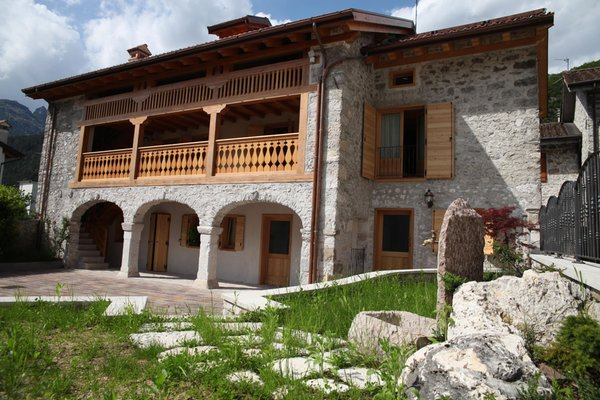 Summer presentation photo Valcellina e Val Vajont - Scattered hotel