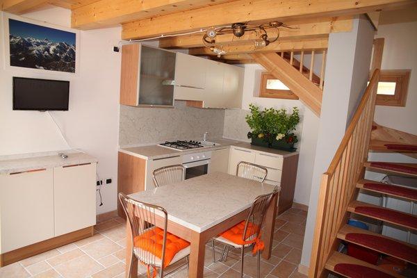 Photo of the kitchen Valcellina e Val Vajont