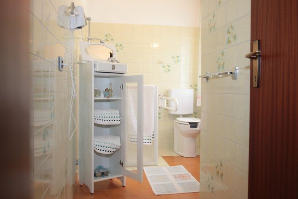Photo of the bathroom Scattered hotel Valcellina e Val Vajont