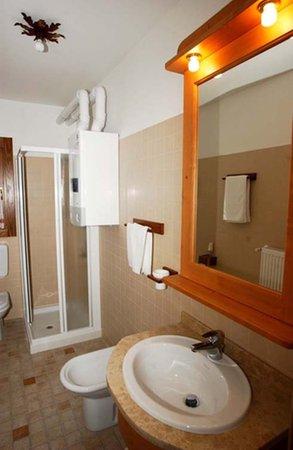 Foto del bagno Residence Les Suites