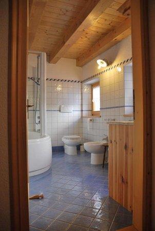 Foto del bagno Appartamenti Corona Pietro