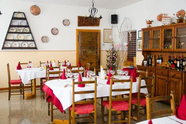 Il ristorante Montereale Valcellina Borghese