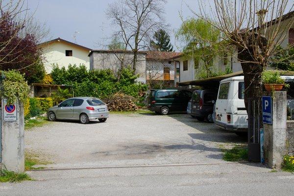 Il parcheggio Albergo Borghese