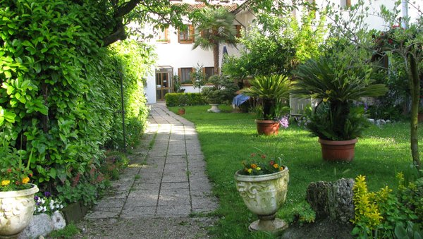 Photo of the garden Montereale Valcellina